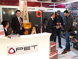 Pet Handels GmbH Messestand