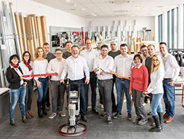 Pet Handels GmbH, Teambild