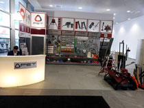 Bauma Messestand PET
